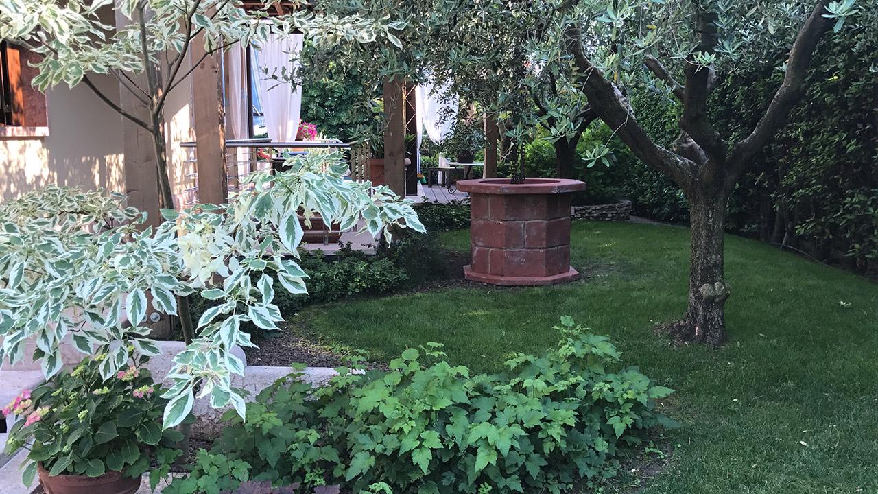 Pozzi Decorativi Da Giardino : Pozzi da giardino ornamentali crea un pozzo dei desideri